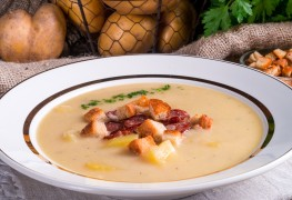Potato and parsley soup recipes
