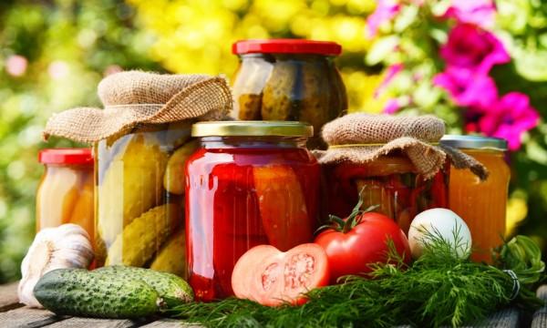 4 easy methods of food preservation
