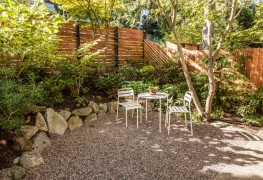 10 ways to create privacy in your backyard