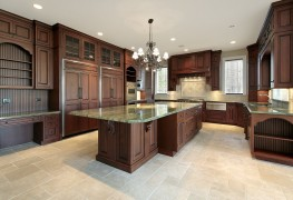 The pros and cons of wooden kitchen cabinets