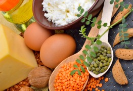 4 tips on protein and weight loss