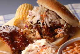 Dinner tonight: barbecue pulled pork