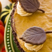 2 knock-your-socks-off cheesecake recipes: chocolate and pumpkin