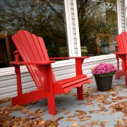 How to look after patio furniture in winter