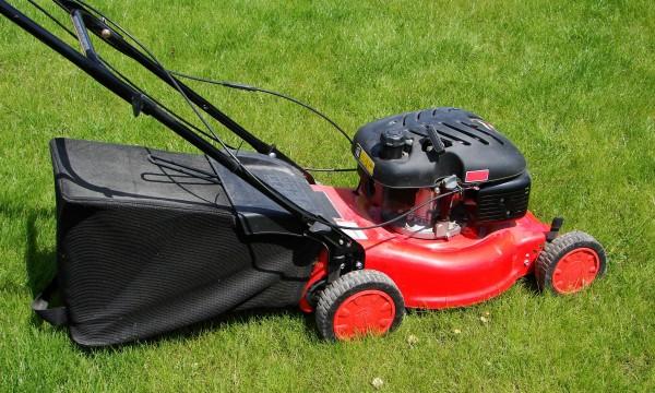 Money-saving mower tune-ups