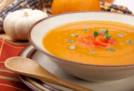 2 savoury soups for a cold winter day