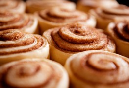 Decadent dessert: caramel pecan rolls