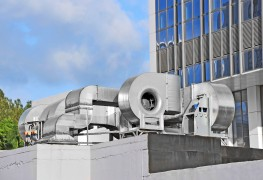 Is a commercial rooftop air conditioning unit right for your building?