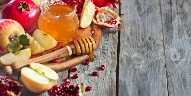Decorations to sweeten up the Rosh Hashanah party