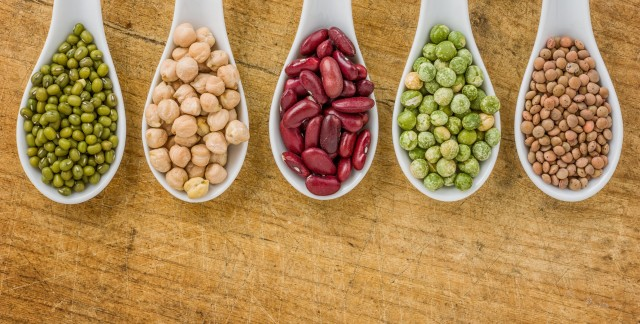 Need protein? Meat isn't your only option