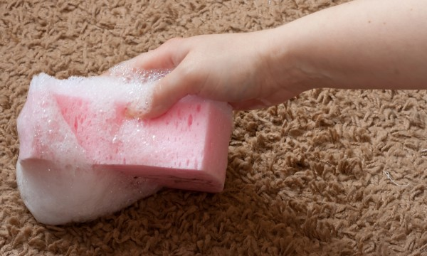 Handy hints for cleaning rugs
