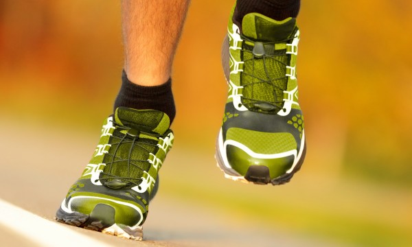 Scientific facts behind the running shoe