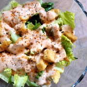 Homemade salad dressing and crouton recipes