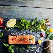 This summery fish recipe is good for blood sugar