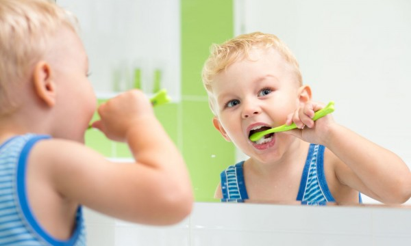Caring for your child's first teeth