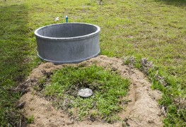 Advice on installing a septic tank
