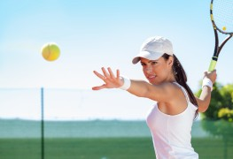 3 drills to improve your tennis serve