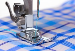 Save money by sewing clothes for your child