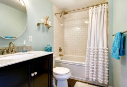 Sure tips for keeping showers and shower curtains clean