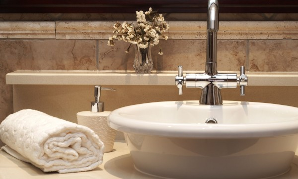 Care and repair tips for sinks, showers and tubs