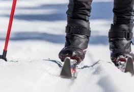 Learn easy basics of cross-country skiing