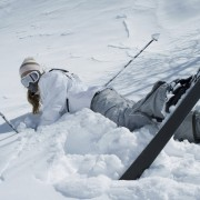 Common shoulder injuries from ski accidents