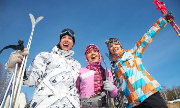Prepare for another season on the slopes by waxing your own skis