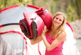 Tips for maintaining and washing sleeping bags