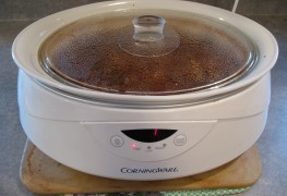 Getting creative with your slow cooker