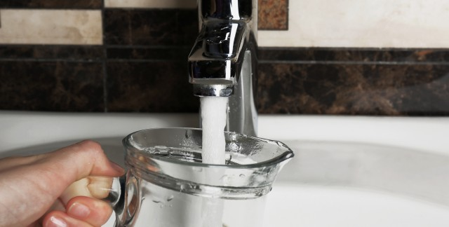 My tap water smells! What your water is trying to tell you