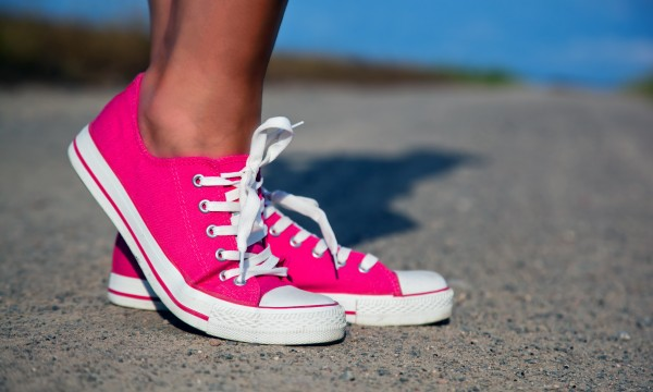 Fast hints for cleaning joggers and sneakers