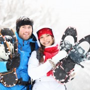 Snowshoeing offers affordable outdoor fun and exercise