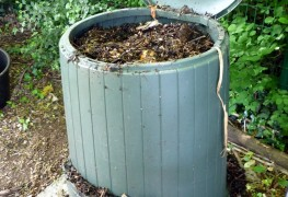 How to get soil from composting