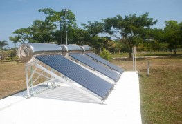 The money-saving benefits of solar water heaters