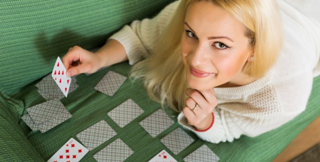 10 easy steps to learning classic solitaire