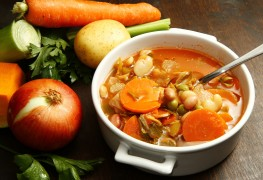 2 savoury soups to warm the soul