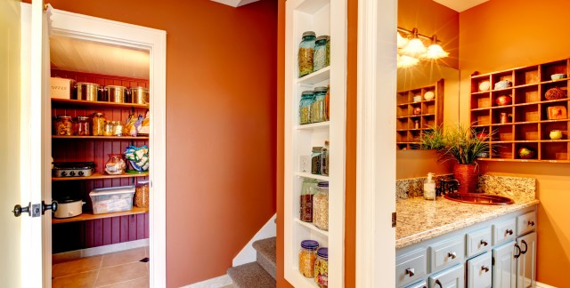 Useful ideas for saving space and getting organized