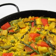 2 colourful and tasty rice side dishes
