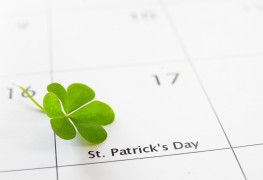 Fun party activities for St. Patrick's Day