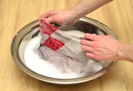 All-natural solutions for removing stains