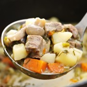 2 classic stew recipes with a twist