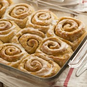 Decadent dessert: homemade sticky buns recipe