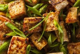 2 tofu marinate and stir-fry recipes
