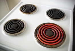 How to replace a stove or oven element