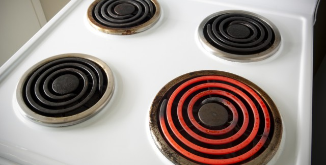 Replacing an electric stove or oven element