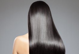 4 tips for styling straight hair