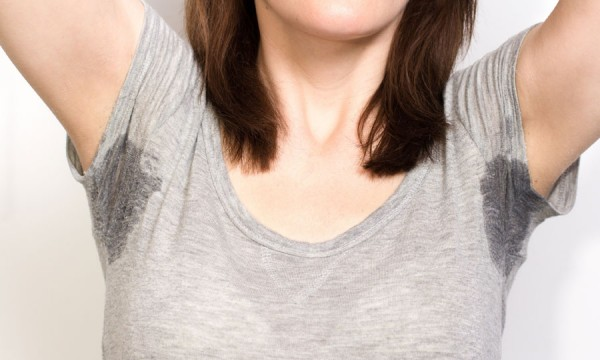 4 sure-fire secrets for removing sweat stains from clothes