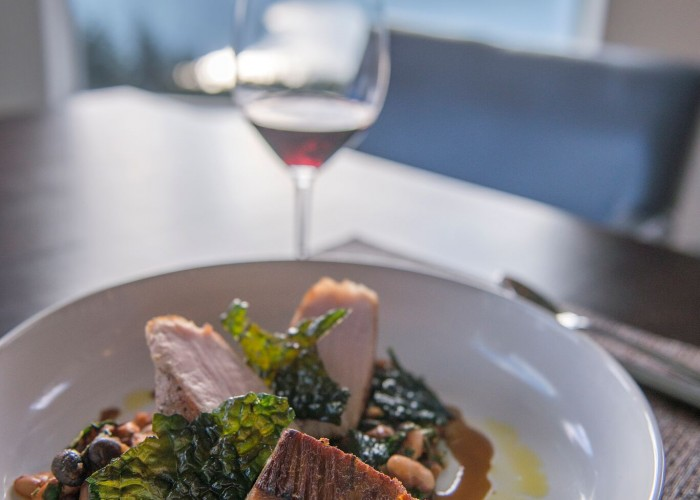 At Summit Restaurant, seasonal menus run the gamut from breakfast and brunch to lunch and dinner.