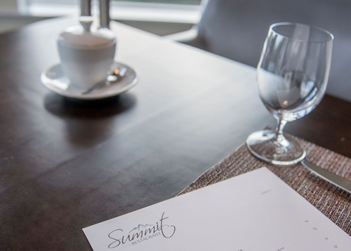Summit Restaurant was among the top 30 nominees for enRoute magazine's 2017 Best New Restaurants in Canada.