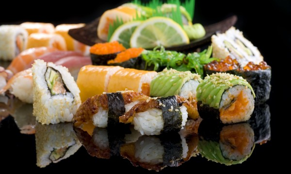 6 steps to safer sushi